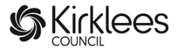Kirklees Council Logo - YSWN