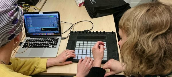 York YSWN explore Ableton and Push