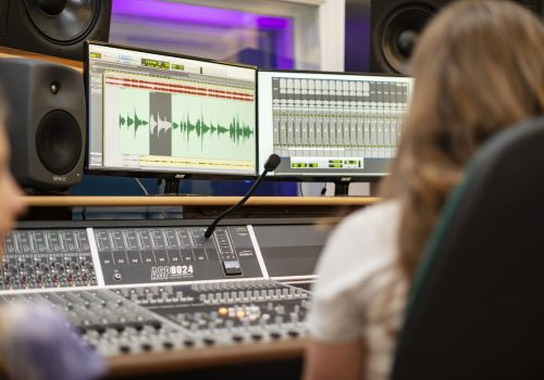 Get paid studio experience with YSWN, Greenmount Studios and Bassment Studios
