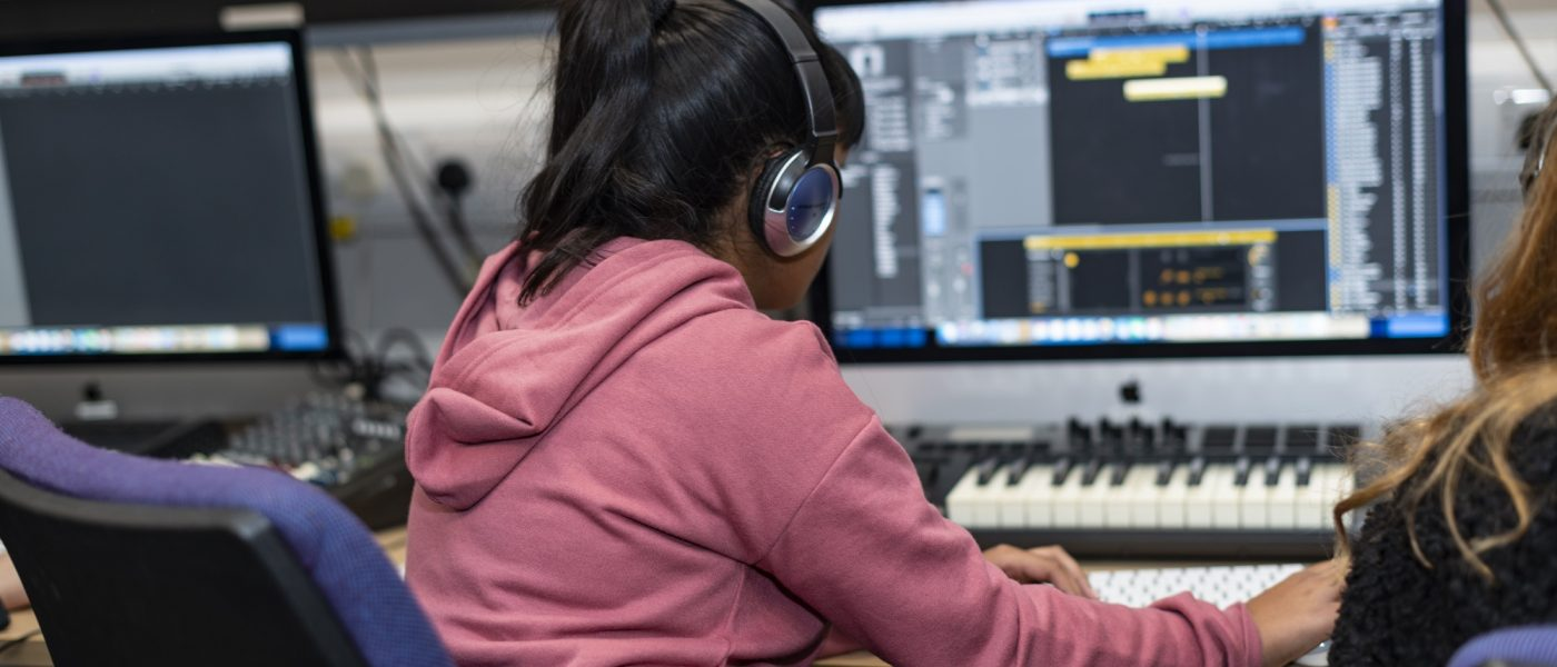 WIRED Music Technology Club for Girls