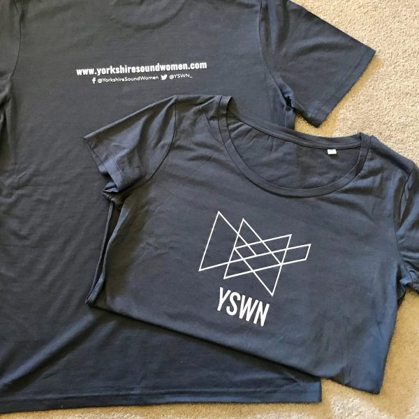 Support YSWN with our new T-shirts!
